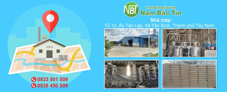 Thông tin nhà máy Tây Ninh
