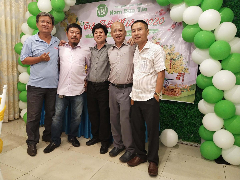 Tiệc Tất Niên 2020 - Nam Bảo Tín