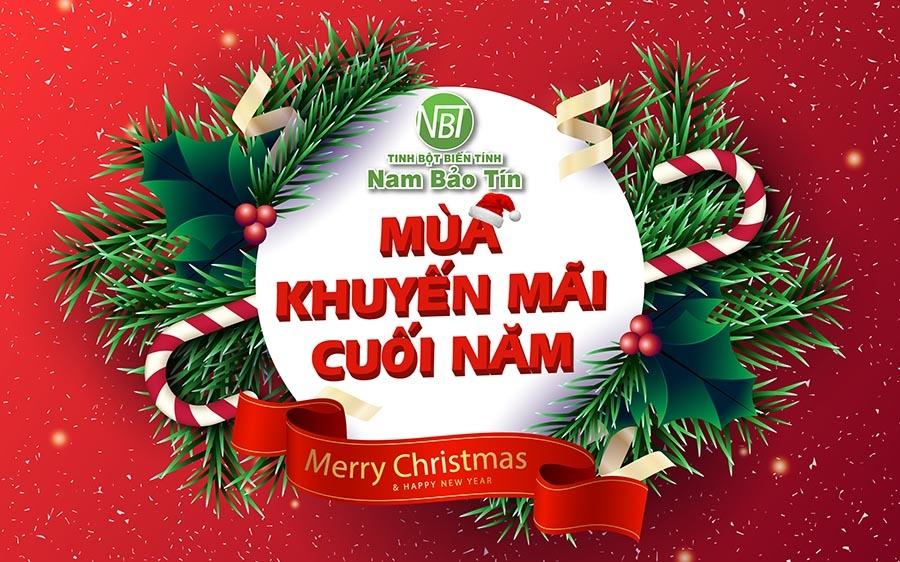 Giáng sinh an lành cùng Nam Bảo Tín